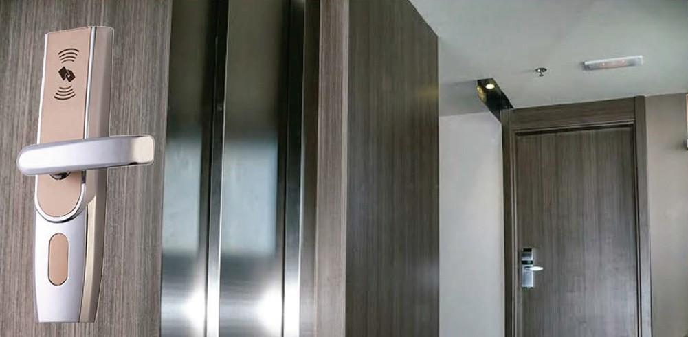 Comprar cerraduras para hotel software de gesti n y puertas online - Cerraduras electronicas para casa ...